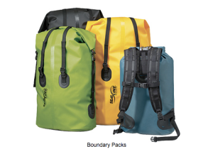 Boundary Packs - what you should be taking to Europe.