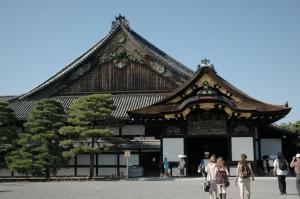 Nijo-jo Castle Exterior
