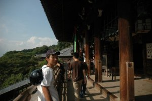 My host, friend and motorbike guide - Takashi